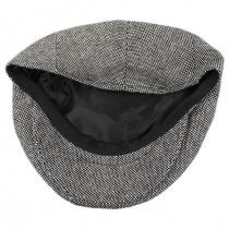 Marl Tweed Wool Blend Ivy Cap alternate view 4