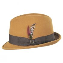 Gain Wool Felt Blend Fedora Hat alternate view 3