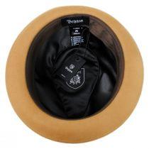 Gain Wool Felt Blend Fedora Hat in
