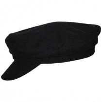 Wool Fiddler's Cap in