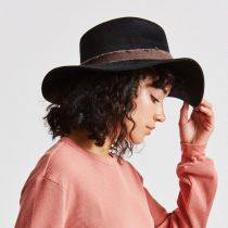 Ella Wool Felt Fedora Hat alternate view 5