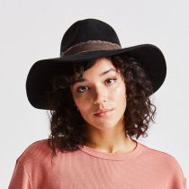Ella Wool Felt Fedora Hat alternate view 6