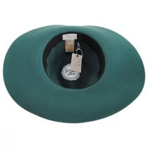 Piper Floppy Wool Felt Fedora Hat alternate view 4