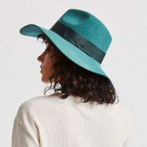 Piper Floppy Wool Felt Fedora Hat alternate view 6