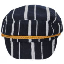 Ashland Stripe Cotton Blend Fiddler Cap alternate view 12