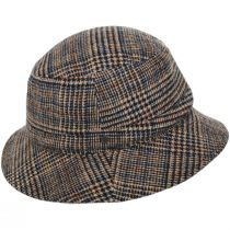 Mathews Plaid Wool Blend Bucket Hat alternate view 7