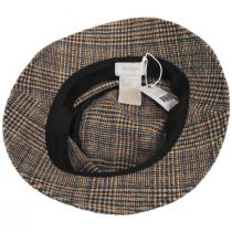 Mathews Plaid Wool Blend Bucket Hat alternate view 8