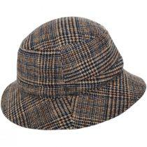 Mathews Plaid Wool Blend Bucket Hat alternate view 11