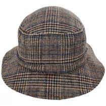 Mathews Plaid Wool Blend Bucket Hat alternate view 14