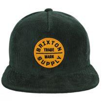Oath III Trucker Snapback Baseball Cap alternate view 2