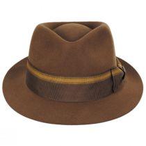 Star Boy Wool Felt Fedora Hat alternate view 2