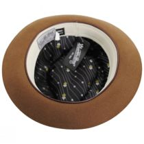 Star Boy Wool Felt Fedora Hat alternate view 4