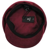 Unstructured Corduroy Cotton Fiddler Cap alternate view 4