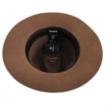 Wesley Wool Felt Fedora Hat in