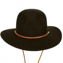 Tiller III Wool Felt Wide Brim Hat alternate view 2