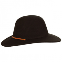 Tiller III Wool Felt Wide Brim Hat alternate view 3