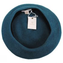 Audrey Satin Lined Wool Beret alternate view 4