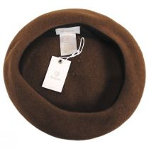 Audrey Satin Lined Wool Beret alternate view 8