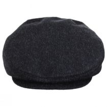 Tyrolean Loden Wool Blend Ivy Cap in