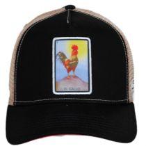 Loteria El Gallo Snapback Trucker Baseball Cap alternate view 2