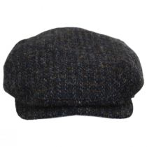 Harris Tweed Wool Ivy Cap alternate view 2