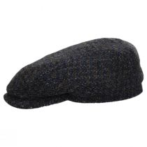 Harris Tweed Wool Ivy Cap alternate view 7