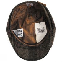 Harris Tweed Wool Newsboy Cap alternate view 8