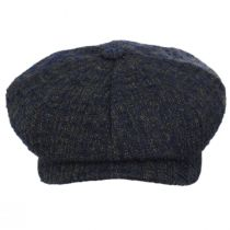 Boucle Wool Blend Newsboy Cap alternate view 2