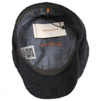 Boucle Wool Blend Newsboy Cap alternate view 4