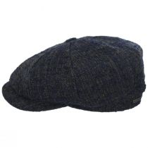 Boucle Wool Blend Newsboy Cap alternate view 7
