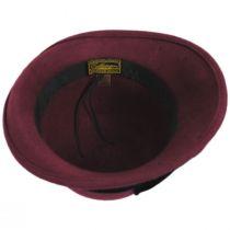 Velvet Wool Cloche Hat alternate view 4