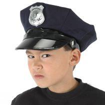 Kids' Police Cap alternate view 2