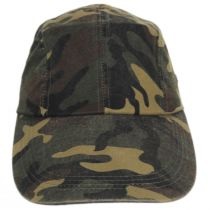 VHS Long Bill Adjustable Baseball Cap alternate view 2
