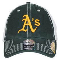Oakland Athletics Ripley Fitted Baseball Cap alternate view 2
