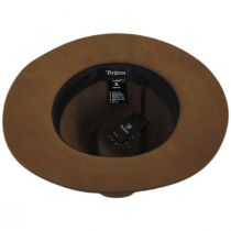 Wesley Wool Felt Floppy Fedora Hat alternate view 13