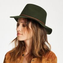 Wesley Wool Felt Floppy Fedora Hat alternate view 26