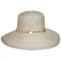Scallop Braid Facesaver Hat alternate view 2
