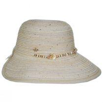 Scallop Braid Facesaver Hat alternate view 3