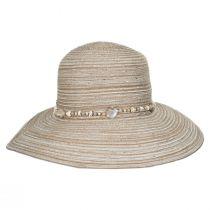 Scallop Braid Facesaver Hat alternate view 6
