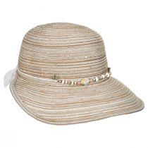 Scallop Braid Facesaver Hat alternate view 7