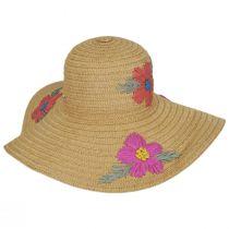 Valapa Toyo Straw Swinger Hat alternate view 7