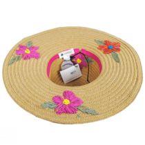 Valapa Toyo Straw Swinger Hat alternate view 9