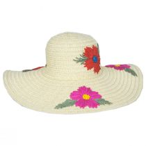 Valapa Toyo Straw Swinger Hat alternate view 2
