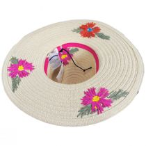 Valapa Toyo Straw Swinger Hat alternate view 4