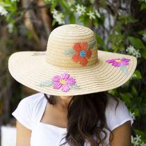 Valapa Toyo Straw Swinger Hat alternate view 5
