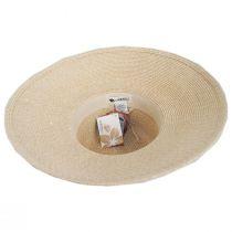 Waverly Sequin Toyo Straw Blend Swinger Sun Hat alternate view 13