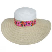 Rica Toyo Straw Boater Hat alternate view 2