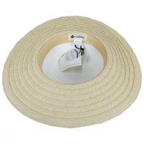 Rica Toyo Straw Boater Hat alternate view 4