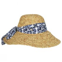Citron Toyo Straw Swinger Hat alternate view 3