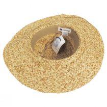 Citron Toyo Straw Swinger Hat alternate view 4